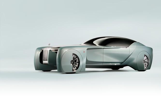 Chỉ khi nào công nghệ tự lái hoàn thiện, Rolls-Royce mới gia nhập cuộc chơi ảnh 2