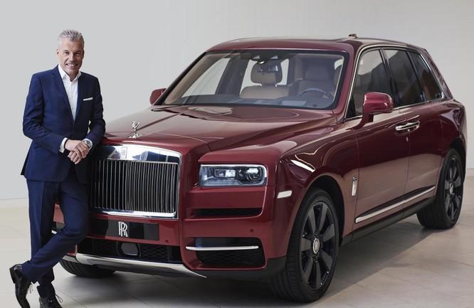 Chỉ khi nào công nghệ tự lái hoàn thiện, Rolls-Royce mới gia nhập cuộc chơi ảnh 1