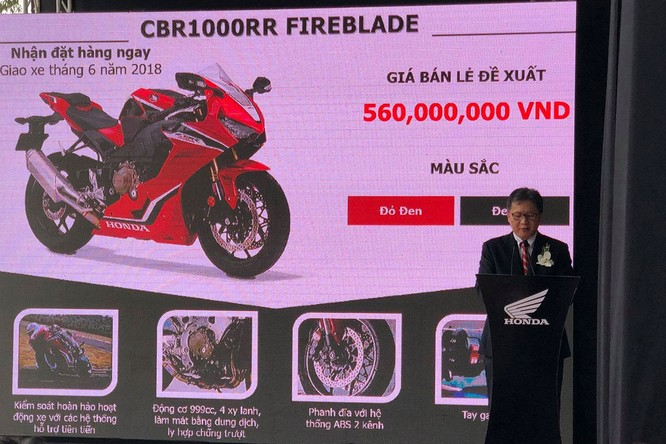 Muốn mua xe dưới 500cc hãy quên cửa hàng Honda Moto đi! ảnh 1