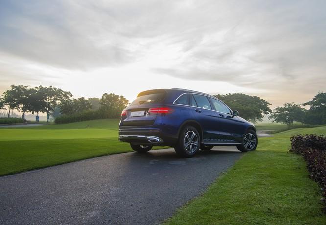 Mercedes-Benz GLC 200 chốt giá bán 1,684 tỷ đồng ảnh 2