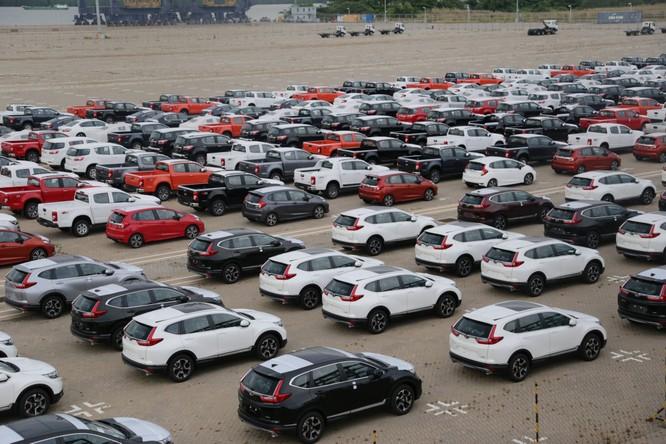 Bộ GTVT bác bỏ kiến nghị của doanh nghiệp nhập khẩu ô tô ảnh 1