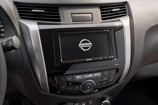 Nissan Terra sắp về Việt Nam có gì đáng chú ý? ảnh 12