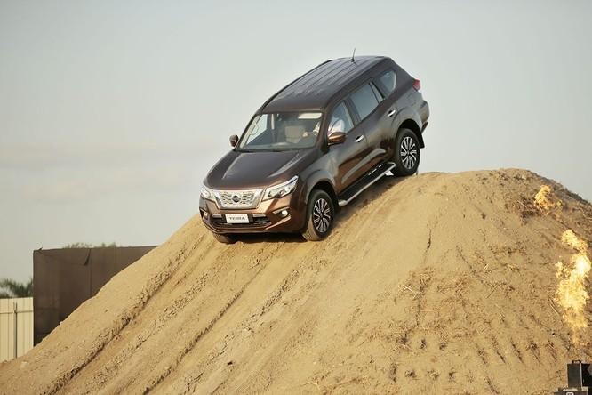 Nissan Terra sắp về Việt Nam có gì đáng chú ý? ảnh 8