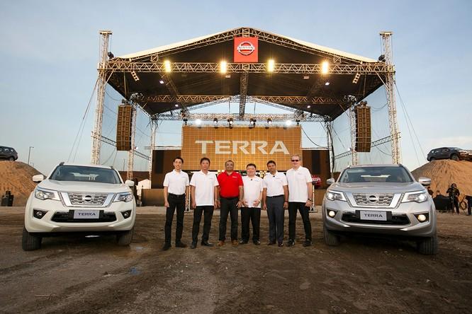 Nissan Terra sắp về Việt Nam có gì đáng chú ý? ảnh 9