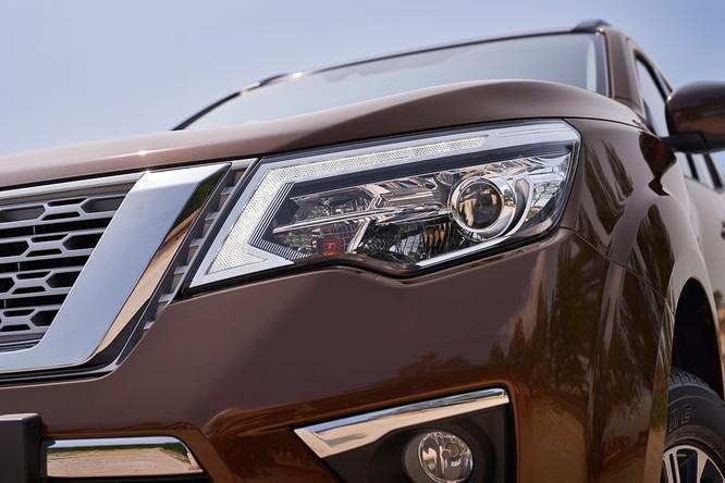 Nissan Terra sắp về Việt Nam có gì đáng chú ý? ảnh 14
