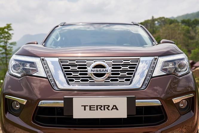 Nissan Terra sắp về Việt Nam có gì đáng chú ý? ảnh 1