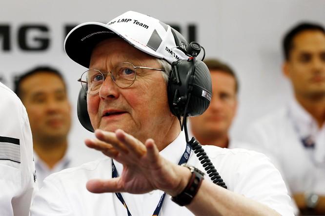 Wolfgang Porsche: Người chắp cánh cho thương hiệu Porsche bay cao ảnh 5