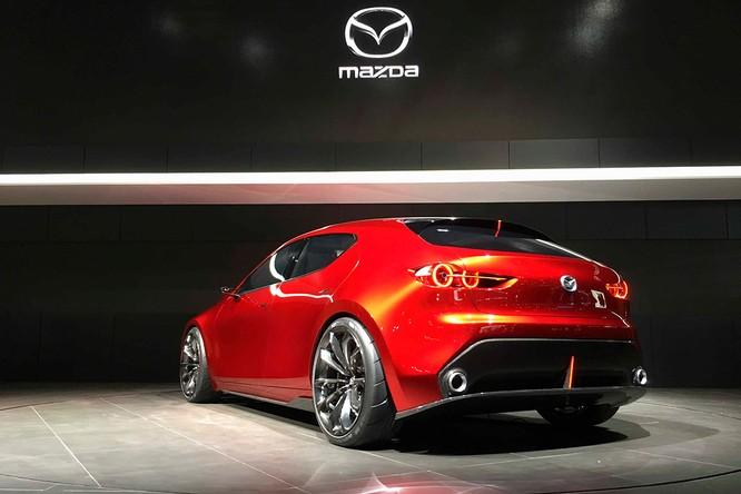Mazda 3 thế hệ mới sẽ ra mắt vào cuối năm nay ảnh 1