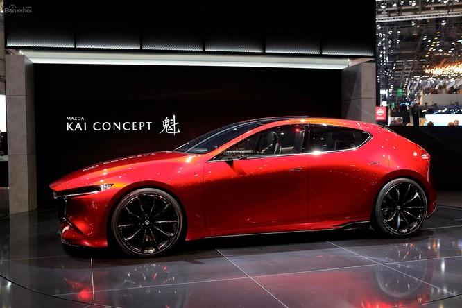 Mazda 3 thế hệ mới sẽ ra mắt vào cuối năm nay ảnh 2