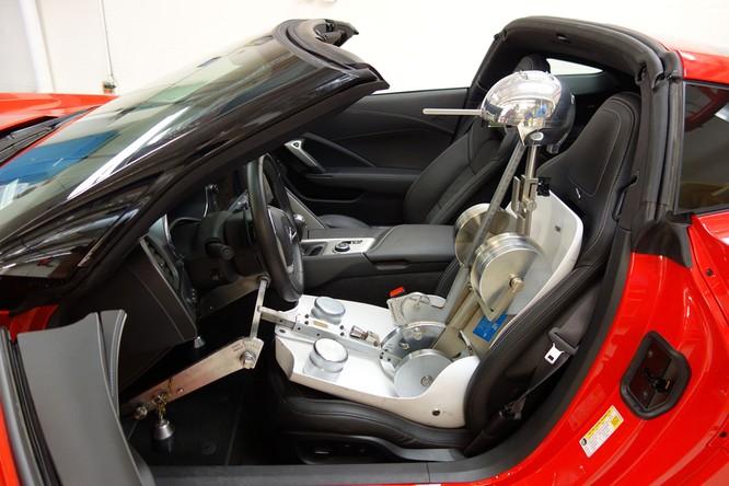 Bạn có bao giờ quan tâm đến ghế ngồi khi mua xe không? ảnh 4