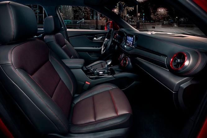 Phân khúc SUV ngày càng nóng, Chevrolet quyết định hồi sinh Blazer ảnh 11