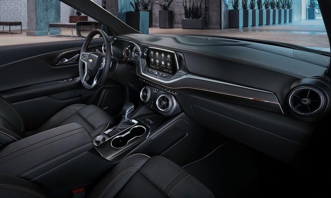 Phân khúc SUV ngày càng nóng, Chevrolet quyết định hồi sinh Blazer ảnh 3