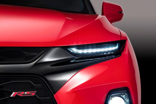Phân khúc SUV ngày càng nóng, Chevrolet quyết định hồi sinh Blazer ảnh 9