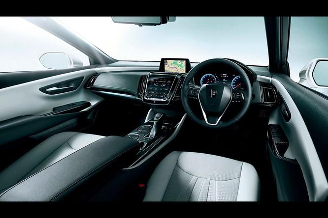 Toyota Crown 2019 chính thức ra mắt, giá từ 41.200 USD ảnh 3