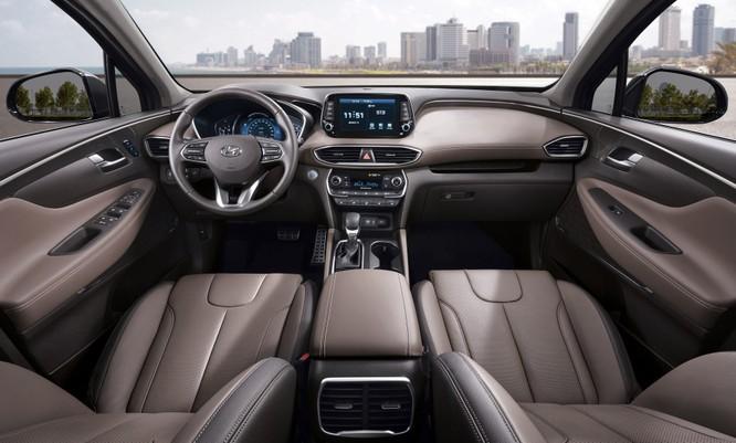 Hyundai Santa Fe 2019 đã có giá chính thức, khởi điểm 593 triệu đồng ảnh 2