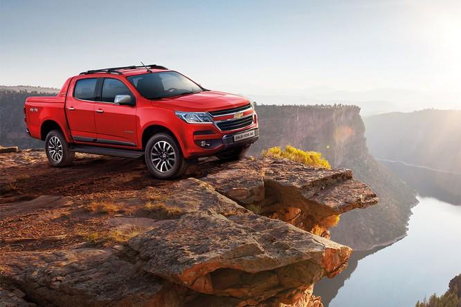 Chevrolet Colorado bỏ động cơ 2.8L, thay bằng động cơ mới 2.5L VGT ảnh 3