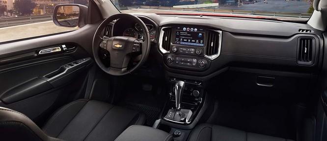 Chevrolet Colorado bỏ động cơ 2.8L, thay bằng động cơ mới 2.5L VGT ảnh 2