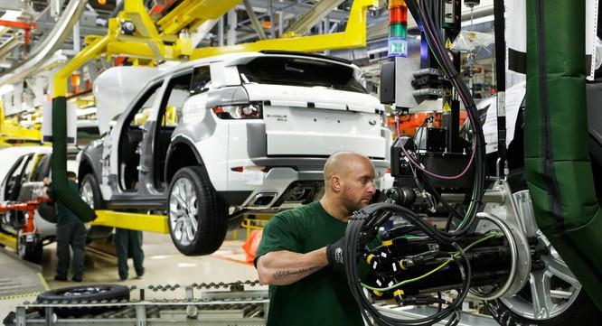 Jaguar Land Rover có thể mất 1,6 tỷ USD trong vụ Brexit ảnh 1