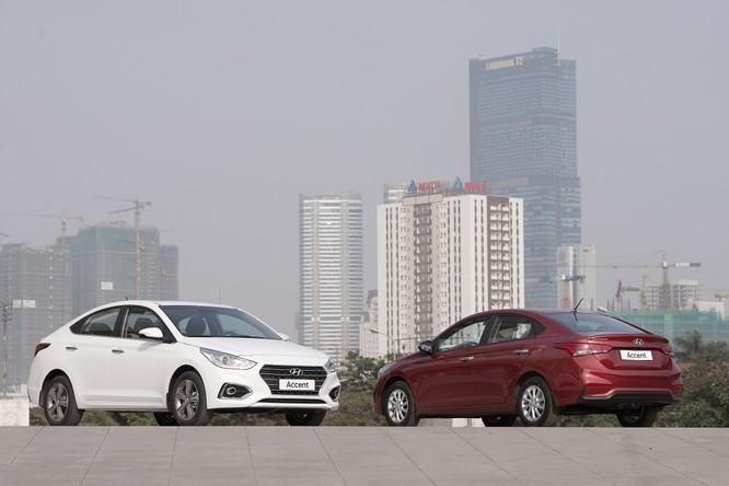 Không phải Toyota Vios, Hyundai Grand i10 mới là mẫu xe bán chạy nhất thị trường trong 6 tháng qua ảnh 1