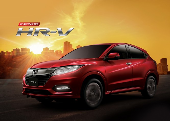 Honda HR-V dự kiến ra mắt trong tháng 9, giá dưới 900 triệu đồng ảnh 1