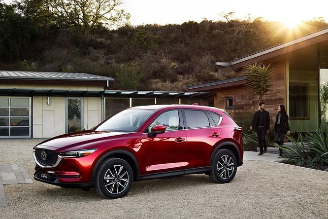 Mới nửa năm 2018, Thaco đã bán được 16.500 xe Mazda ảnh 1