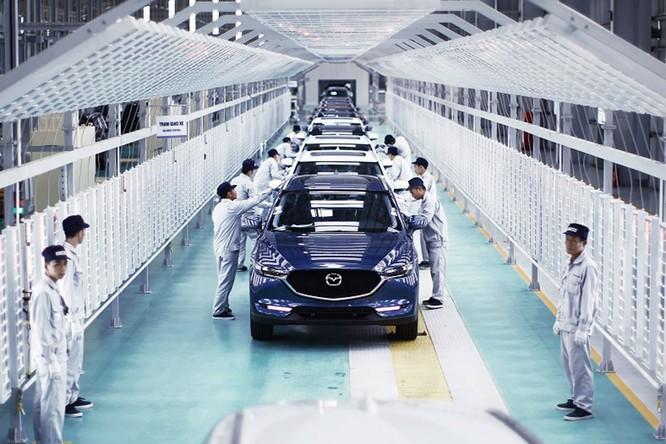 Mới nửa năm 2018, Thaco đã bán được 16.500 xe Mazda ảnh 2