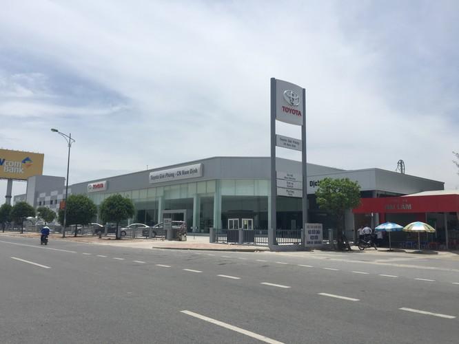 6 tháng đầu năm 2018, Toyota Việt Nam vẫn kinh doanh tốt dù thì trường đầy biến động ảnh 4