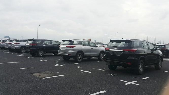 Toyota Fortuner đã về Việt Nam, sẵn sàng chờ đến tay khách hàng Việt ảnh 2