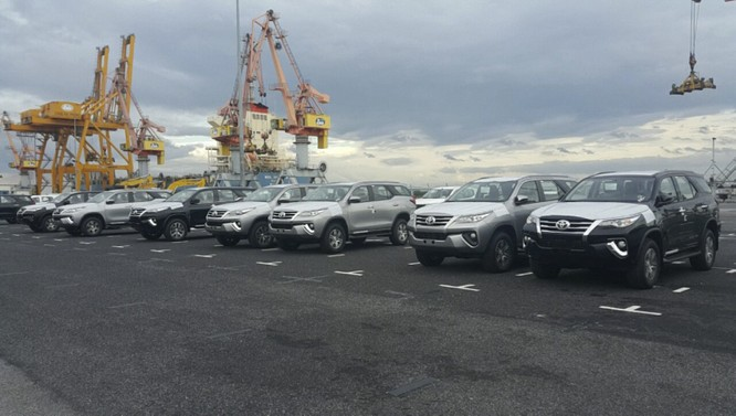 Toyota Fortuner đã về Việt Nam, sẵn sàng chờ đến tay khách hàng Việt ảnh 1