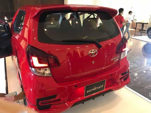 Toyota Wigo 2018 sẽ có 2 phiên bản, giá dự kiến từ 370 triệu đồng ảnh 2