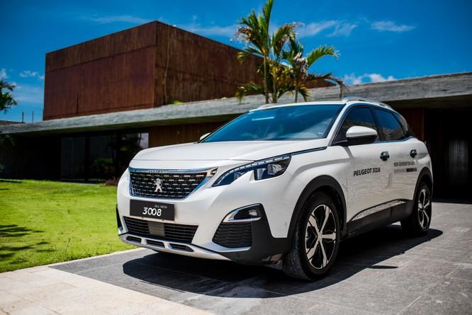 Peugeot vượt lên trong phân khúc SUV/CUV châu Âu ảnh 3