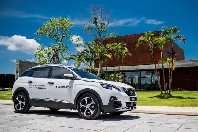 Peugeot vượt lên trong phân khúc SUV/CUV châu Âu ảnh 1
