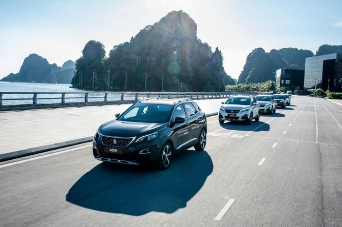 Peugeot vượt lên trong phân khúc SUV/CUV châu Âu ảnh 2