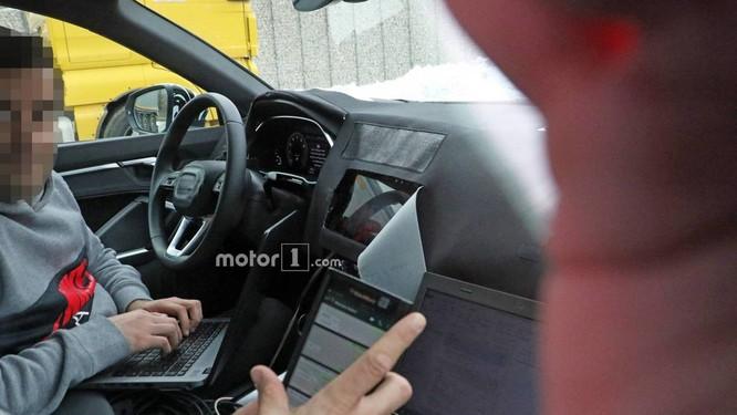 Audi Q3 2019 thế hệ mới chuẩn bị trình làng ảnh 2