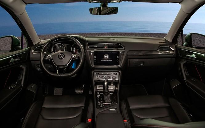 VW Tiguan Allspace 2018 chính thức bán ra thị trường Việt, giữ giá đúng cam kết ảnh 4