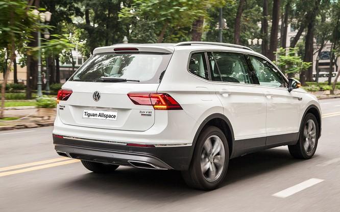VW Tiguan Allspace 2018 chính thức bán ra thị trường Việt, giữ giá đúng cam kết ảnh 3