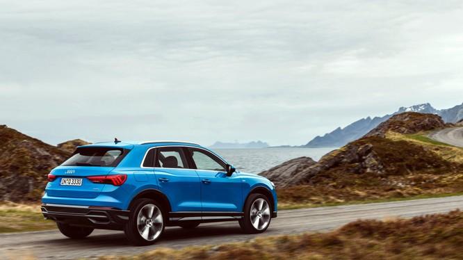 Lộ diện Audi Q3 2019, to hơn, mạnh hơn ảnh 5