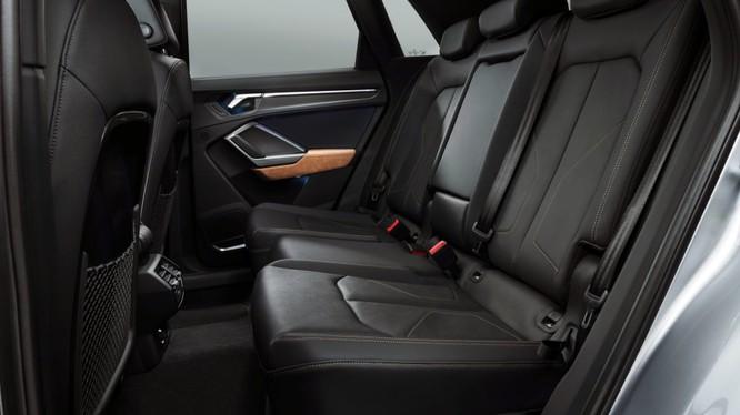 Lộ diện Audi Q3 2019, to hơn, mạnh hơn ảnh 4