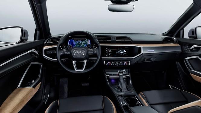 Lộ diện Audi Q3 2019, to hơn, mạnh hơn ảnh 3
