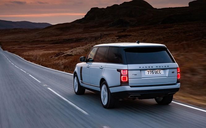 Có gì mới trên Range Rover 2019 vừa ra mắt? ảnh 1