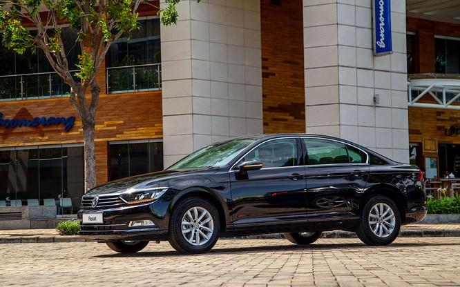 Volkswagen Việt Nam bổ sung thêm phiên bản mới cho dòng Passat 2018 ảnh 1