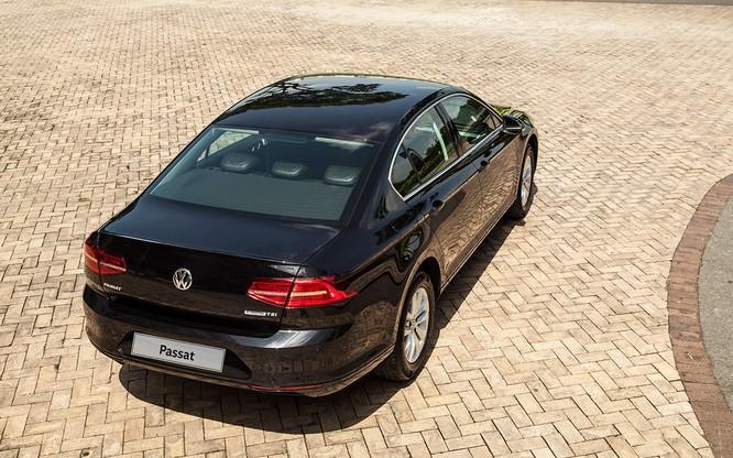 Volkswagen Việt Nam bổ sung thêm phiên bản mới cho dòng Passat 2018 ảnh 3