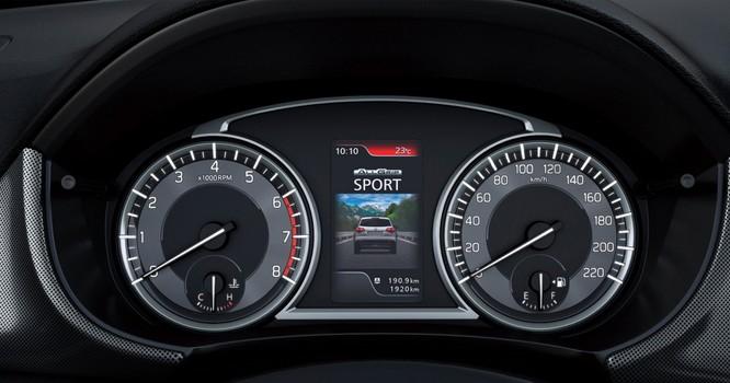 Suzuki công bố Vitara 2019, nội ngoại thất thay đổi nhỏ, thêm 2 động cơ mới ảnh 2