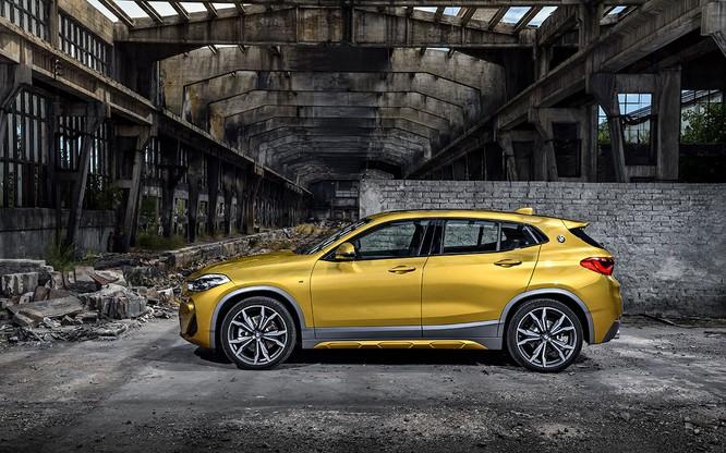 BMW X2 chuẩn bị ra mắt thị trường Việt Nam ảnh 2