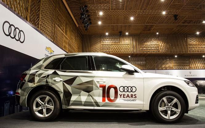 Kỷ niệm 10 năm tại Việt Nam, Audi sẽ gây bất ngờ gì tại VMS 2018? ảnh 1