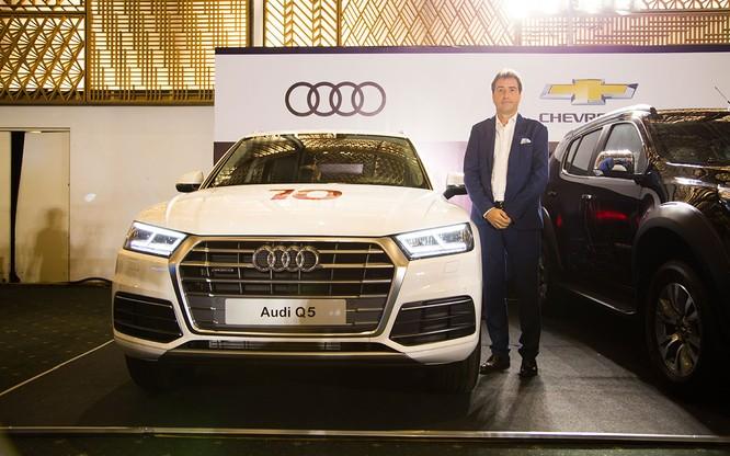 Kỷ niệm 10 năm tại Việt Nam, Audi sẽ gây bất ngờ gì tại VMS 2018? ảnh 2