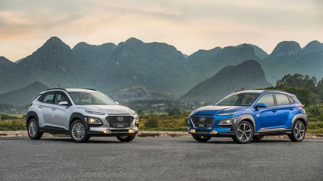 """Ra mắt hơn 1 tháng, Hyundai Kona đã khiến """"vua"""" phân khúc B-SUV có lý do để lo lắng ảnh 1"""
