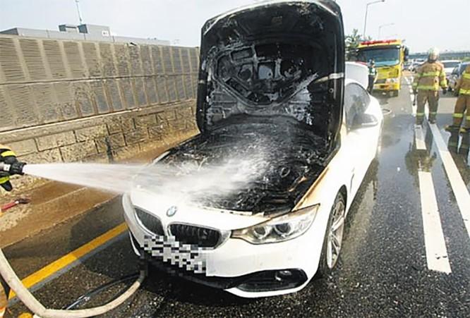 Liên quan đến cháy xe, BMW Hàn Quốc có thể sẽ phải bồi thường gần 13.500 USD cho mỗi chiếc xe ảnh 2