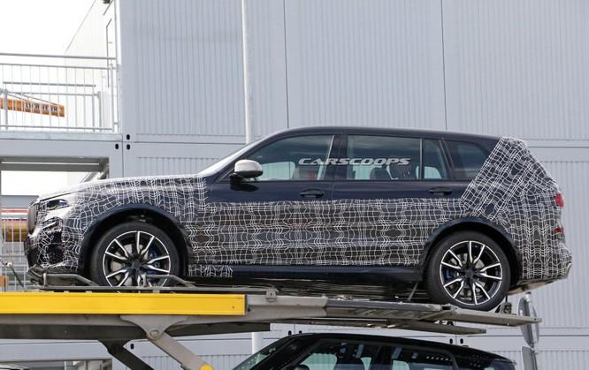 BMW sẽ ra mắt X7 vào tháng 10, cạnh tranh trực tiếp với Mercedes-Benz GLS ảnh 3