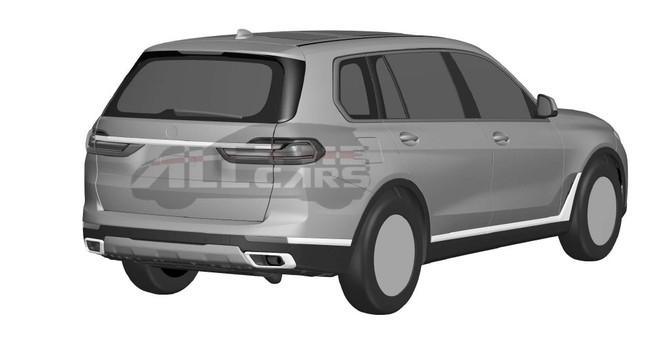 BMW sẽ ra mắt X7 vào tháng 10, cạnh tranh trực tiếp với Mercedes-Benz GLS ảnh 2